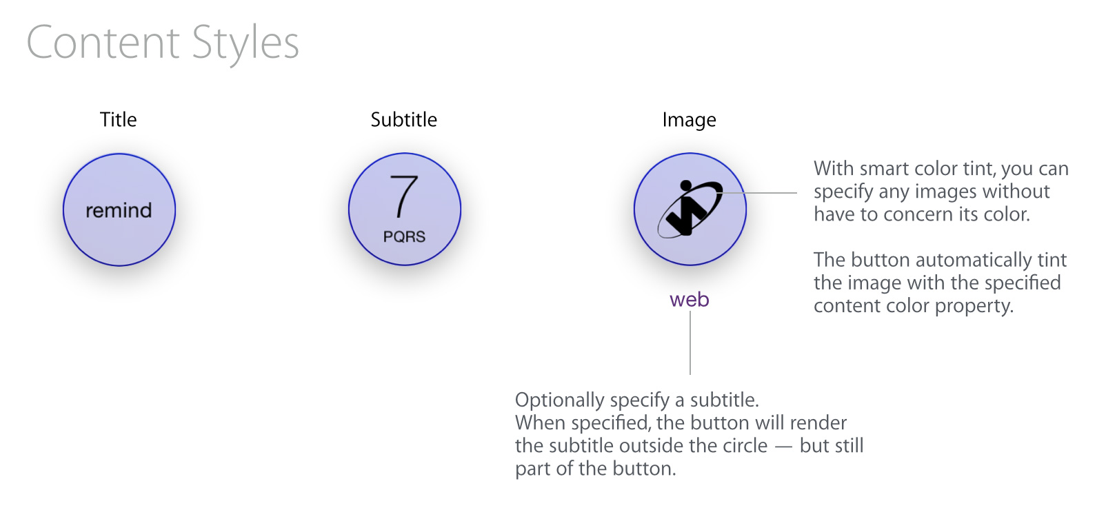 iOS Rounded Button - Intersoft Crosslight - Intersoft Developer Center