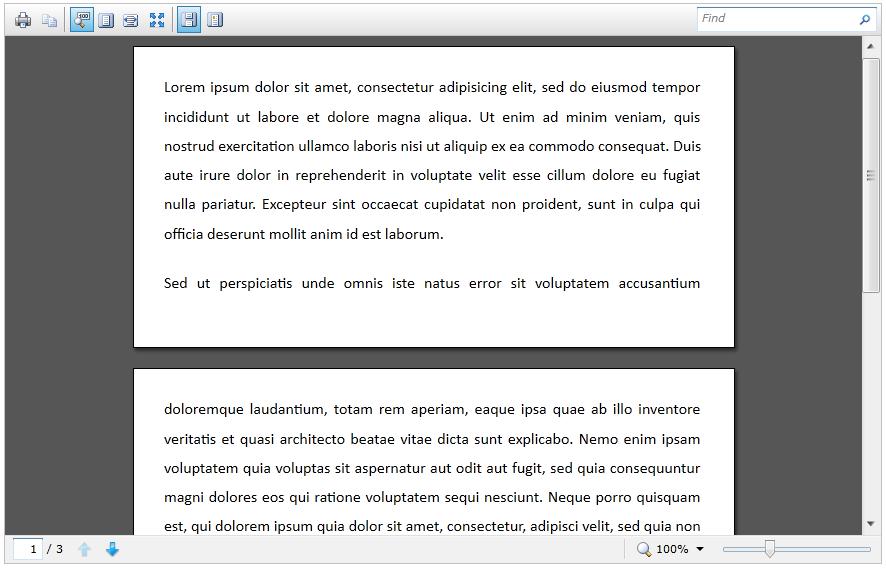 Flow Document Framework Overview - Intersoft ClientUI - Intersoft