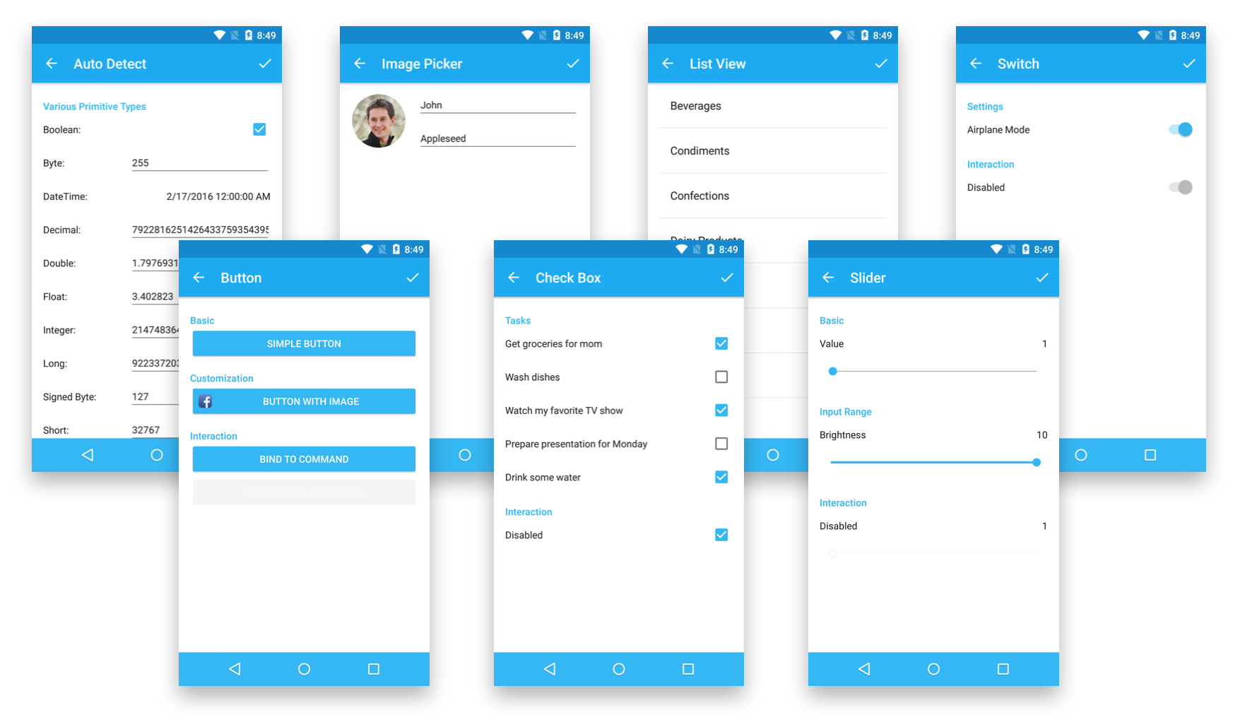 how to create feedback form in android studio