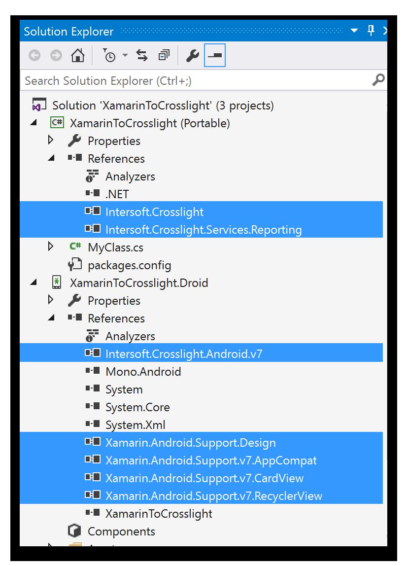 Walkthrough: Creating Your First Crosslight App - Intersoft
